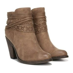 Women's Fergie Weldon Bootie High Heeled Boots